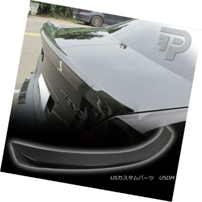 エアロパーツ FOR Mercedes BENZ W204 CARBON FIBER REAR BOOT SPOILER TRUNK SPECIAL TYPE メルセデスベンツW204カーボンファイバ...