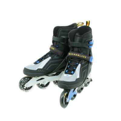 ローラーブレード MACROBLADE 80 ABT BLK/BLU (Men's、Lady's)