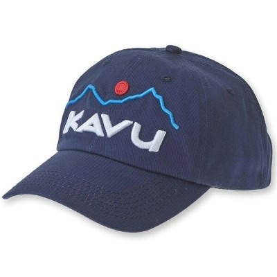 KAVU(カブー) No Comb Required(ノー コム リクワレド) ワンサイズ Navy 19810456052000