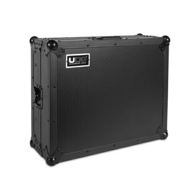 UDG Ultimate フライトケース Multi Format XL Black Plus(Laptop Shelf)【U91019BL】