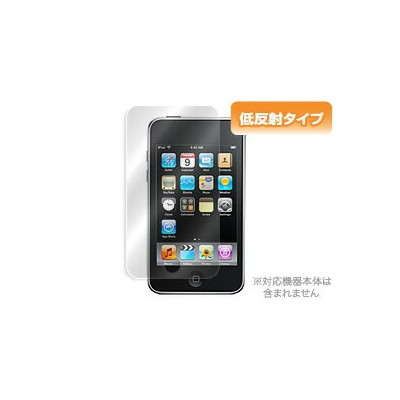 iPod touch(Late 2009/2nd gen.) 用 保護 フィルム OverLay Plus for iPod touch(Late 2009/2nd gen.)(OLIPDT2) ...
