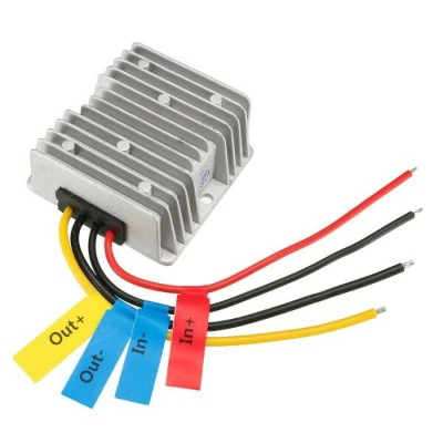 uxcell 送料無料 コンベーター レギュレーター 防水 DC 12V 24V (10V-35V)?to?DC?6V?20A?120W