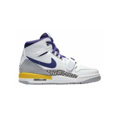 ナイキ キッズ スニーカー Jordan Legacy 312 レガシー White/Field Purple/Amarillo