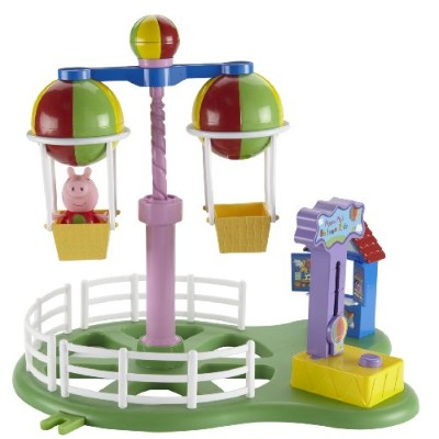 Peppa Pig Deluxe Balloon Ride Playset