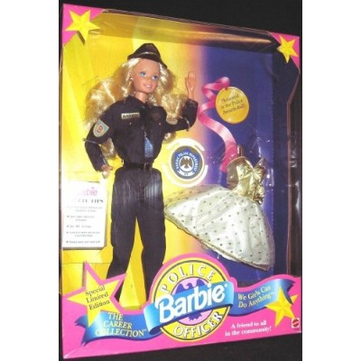 Police Officer Barbie バービー [Toy] 人形 ドール