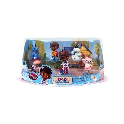 Disney (ディズニー) Junior Doc McStuffins Figurine Playset