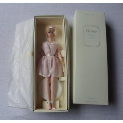 2002 Barbie バービー Collectibles - Fashion Model Silkstone Collection - Lingerie Barbie バービー