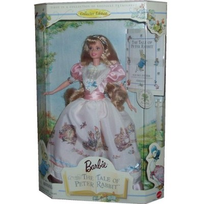 THE TALE OF PETER RABBIT Barbie ピーーターラビット バービー