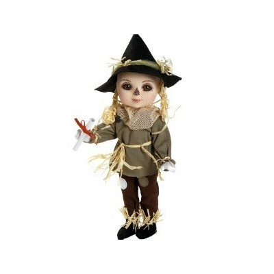 "Marie Osmond Doll Adora アドラ Belle - Scarecrow, The Wizard Of Oz, 12"" Porcelain ドール 人形 おも"