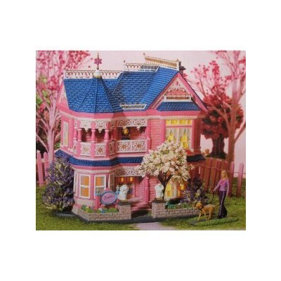 Dept 56 Barbie Dream House