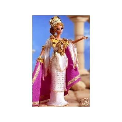 Barbie 1996 Collector Edition - The Great Eras Collection - Volume Seven - Grecian Goddess