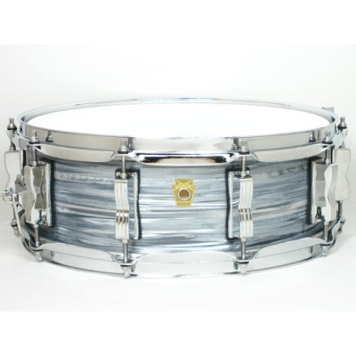 Ludwig(ラディック)スネアドラム LLS354XX2Q Legacy Classic Vintage Blue Oyster レガシークラシック ソフトケース付き!!