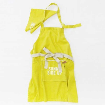 AND PACKABLE アンドパッカブル KIDS APRON キッズエプロン サニーアップ 89608