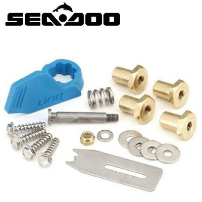 純正 SEA-DOO MARINIZED LinQ HARDWARE KIT ボンバルディア SEADOO Bombardier #295100751