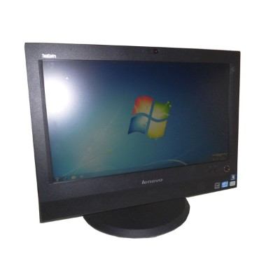 Windows7 無線LAN Lenovo ThinkCentre M71z All-In-One 1782-I8J 中古パソコン Core i5-2400S 2.5GHz/4GB/250GB...