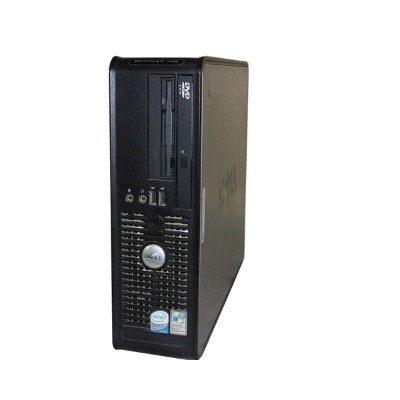 中古パソコン WindowsXP DELL OPTIPLEX 745 SFF Core2Duo 4300 1.8GHz/2GB/80GB/DVD-ROM
