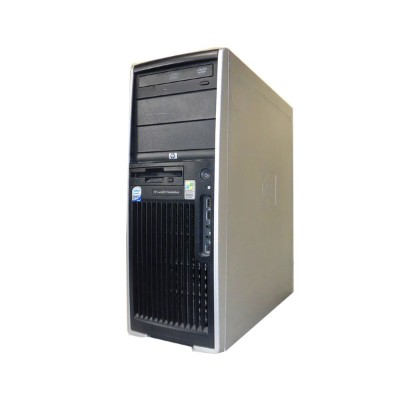 HP WorkStation XW4400 WindowsXP 中古ワークステーション Core2Duo 6320 1.86Ghz/2GB/160GB/FX1500