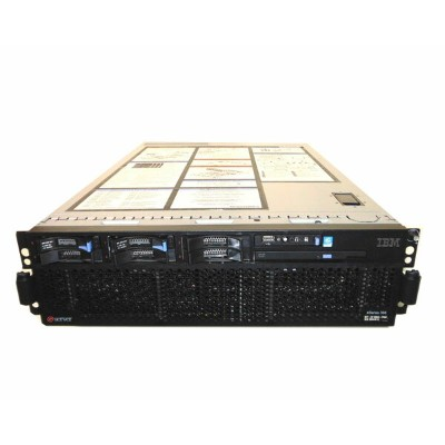 IBM eServer xSeries 366 8863-PAN 【中古】Xeon 3.66GHz×2基/6GB/HDDレス(別売り)