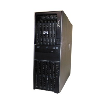 HP Workstation Z600 WD059AV 中古ワークステーションXeon 6core X5660 2.8Ghz×2基/24GB/250GB/FX4800/Windows7