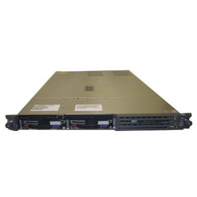 HP ProLiant DL360 G4 354571-291【中古】Xeon 3.4GHz×2/2GB/36GB×2