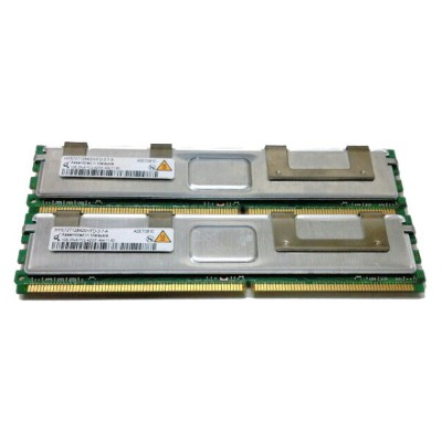 富士通 PGBRU2CD (CA06718-J202)PC2-4200F 1GB×2枚(計2GB) FB-DIMM 【中古】