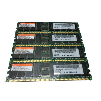 IBM 09N4306 1GB(256MB×4) PC2100R ECC DDR266【中古】