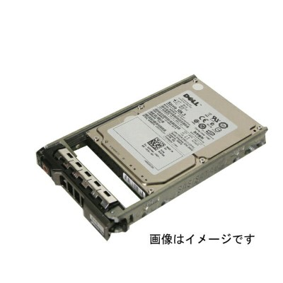 DELL 0RC34W SAS 900GB 15K 2.5インチ(RC34W)【中古】