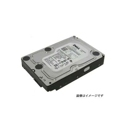 DELL 00GTP0 1TB 7200rpm SATA 3.5インチ【中古】