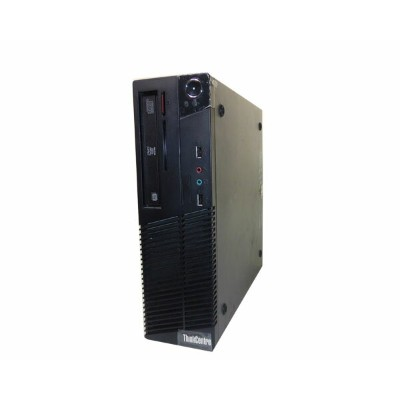 Lenovo ThinkCentre M70e Small 0804-RZ8 Celeron 450 2.2GHz/2GB/250GB/DVDマルチ 中古PC 中古パソコン 本体のみ Win7Pro