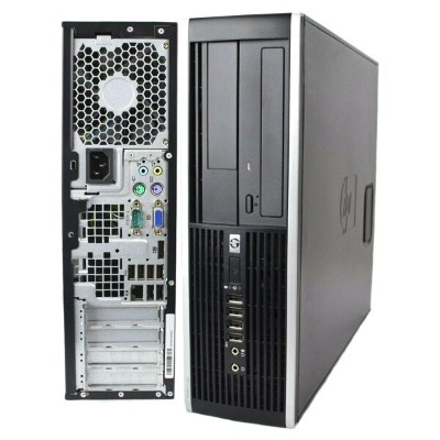 Windows10 Pro 64BIT/HP Compaq 8000 Elite SF/Core2 Duo 2.93GHz/4GB/1TB/DVD/無線LAN/Office付/20型液晶...
