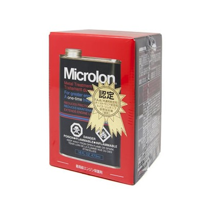 Microlon(マイクロロン) メタルトリートメントリキッド 黒箱 16オンス