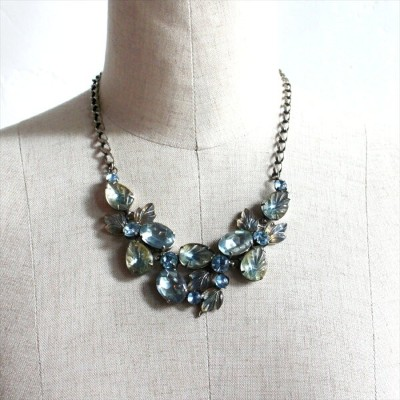 Michel's Vintage & Anteque Neckraceヴィンテージ&アンティークビーズネックレス
