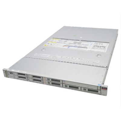 Sun ORACLE Server X5-2 Xeon E5-2630v3 2.4GHz*2 32GB 400GBx2台(SSD/RAID1) 600GBx2台(RAID1) DVD+-RW AC...