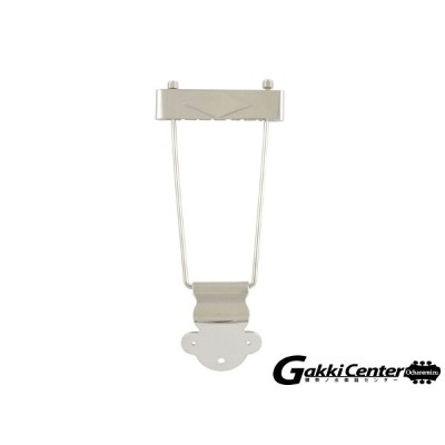 Allparts Nickel Trapeze Tailpiece/6094