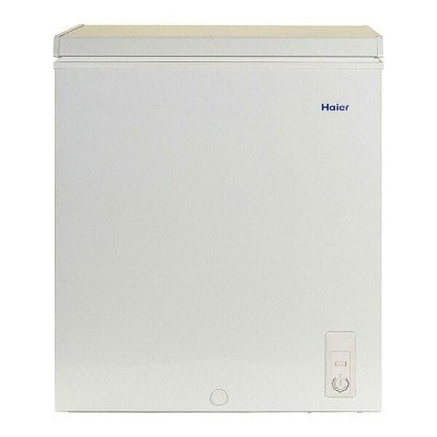 ハイアール フリーザー 冷凍庫 141L Haier HF50CM23NW 5.0 cu. ft. Capacity Chest Freezer, White 家電