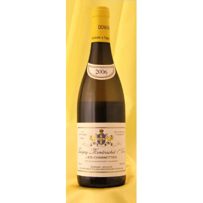LeflaivePuligny Montrachet Combettes[2006]750mlピュリニー・モンラッシェ・コンボット[2006]750mlルフレーヴ Leflaive
