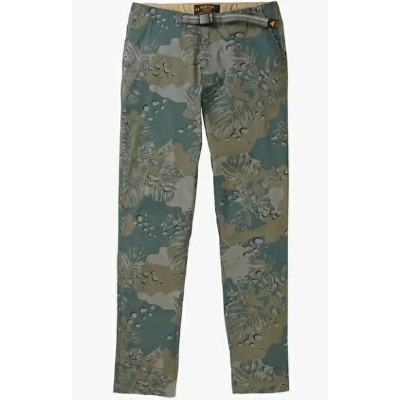 Men's Burton Ridge Pant2018SS Forestnight Hawaiian