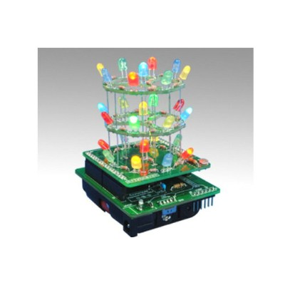 EKJAPANエレキット AW-864PICA Tower(ピカ・タワー)はんだづけ電子工作入門シリーズ