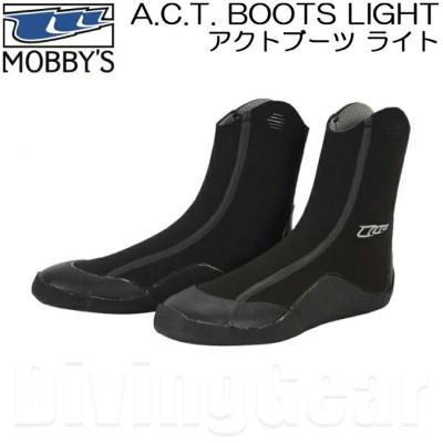 MOBBY'S(モビーズ) アクトブーツ ライト A.C.T. BOOTS LOGHT
