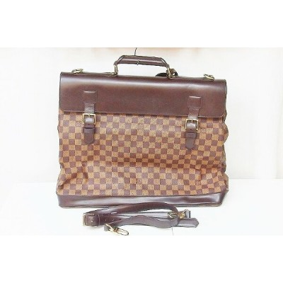 LOUIS VUITTON(ルイヴィトン) ダミエ ウエストエンドPM 旅行バッグ N41130 エベヌ