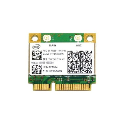 Lenovo純正 43Y6515 Intel WiMAX/WiFi Link 5150 300Mbps 802.11a/b/g/n + Wimax 無線LANカード for ThinkPad...