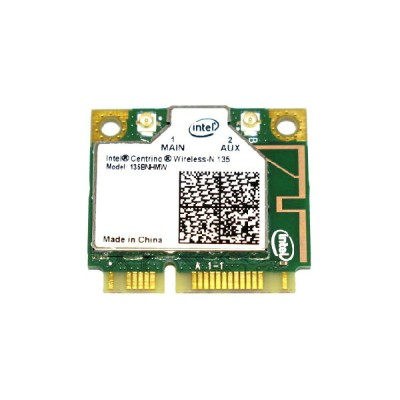 インテル Intel Centrino Wireless-N 135 Single Band 802.11b/g/n 150Mbps + Bluetooth 4.0 PCIe Mini half...