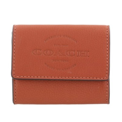COACH OUTLET コーチ アウトレット コインケース メンズ ブラウン F24652 AKR