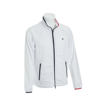 30%off【送料無料・返品交換不可】 TOMMY HILFIGER GOLF / トミー ヒルフィガー ゴルフ 2018春夏 18SS 2WAY WIND JACKET(メンズウェア)