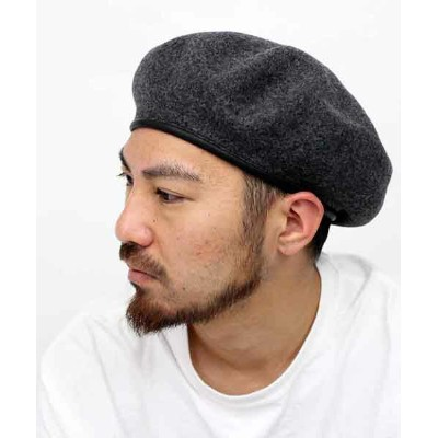 【Racal(ラカル)】RL-18-971-Basque Beret ベレー帽