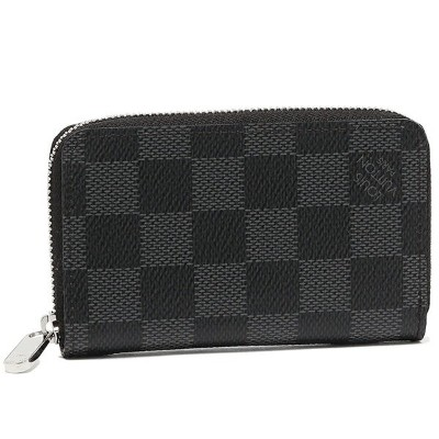 LOUIS VUITTON ルイヴィトン N63076 ダミエグラフィット ジッピー コインパース