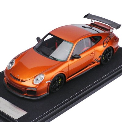 FrontiArt 1/18スケール ポルシェ 911 997 GT3 RS カッパー F010-012