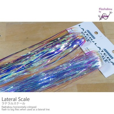 FLASHABOU LATERAL SCALE / フラッシャブー ラテラルスケール