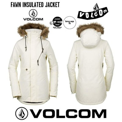2019 VOLCOM FAWN INS JACKET BNE ボルコム スノボーウエア