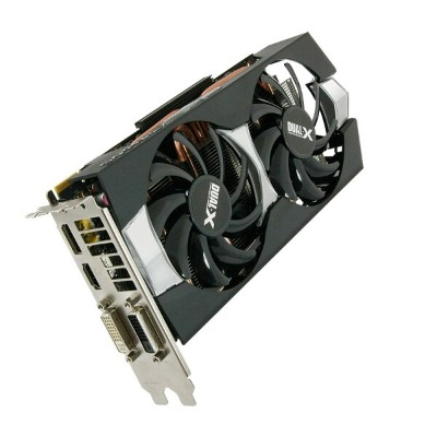 Sapphire R9 270X 2G GDDR5 PCI-E DVI-I / DVI-D / HDMI / DP DUAL-X WITH BOOST & OC VERSION 正規代理店保証付